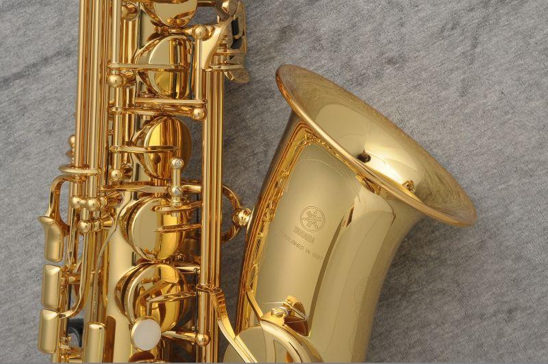 Yamaha YAS-62 【新品】 【サキソフォンラボ在庫品】
