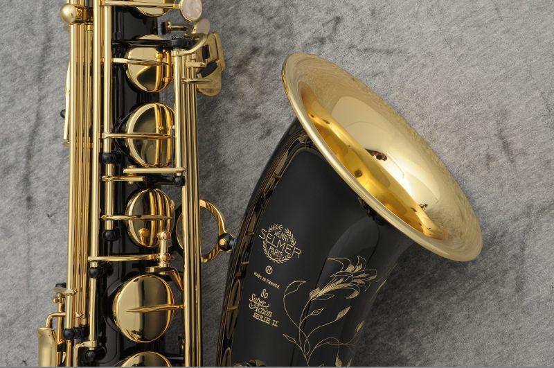 H.Selmer SA80II Jubilee Tenor Sax