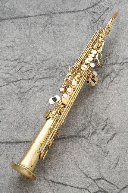 Antigua Soprano Sax GL 【新品】 【サキソフォンラボ在庫品】