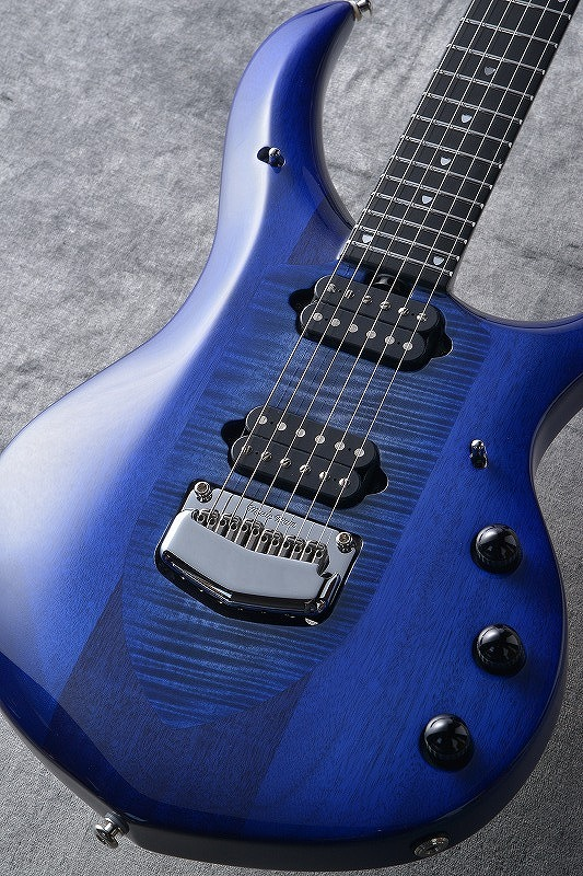 MUSIC MAN Majesty Monarchy 6 -Imperial Blue- 【John Petrucci 】 【G-CLUB渋谷】