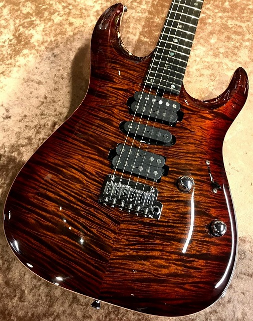 T's Guitars DST Pro24 Carved Top