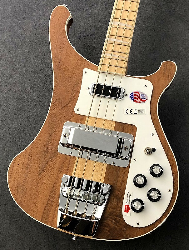 Rickenbacker 4003 -Walnut- 【NEW】 【G-CLUB渋谷】