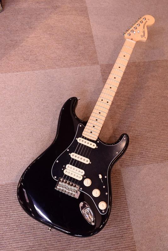 Fender 【最新モデル!】American Performer Stratocaster Black US18092887 ≒3.53kg 【G-CLUB渋谷】