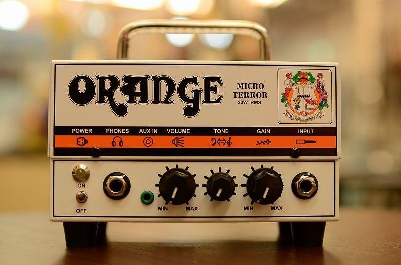 ORANGE Micro Terror《ギターヘッドアンプ》【送料無料】 【G-CLUB渋谷】