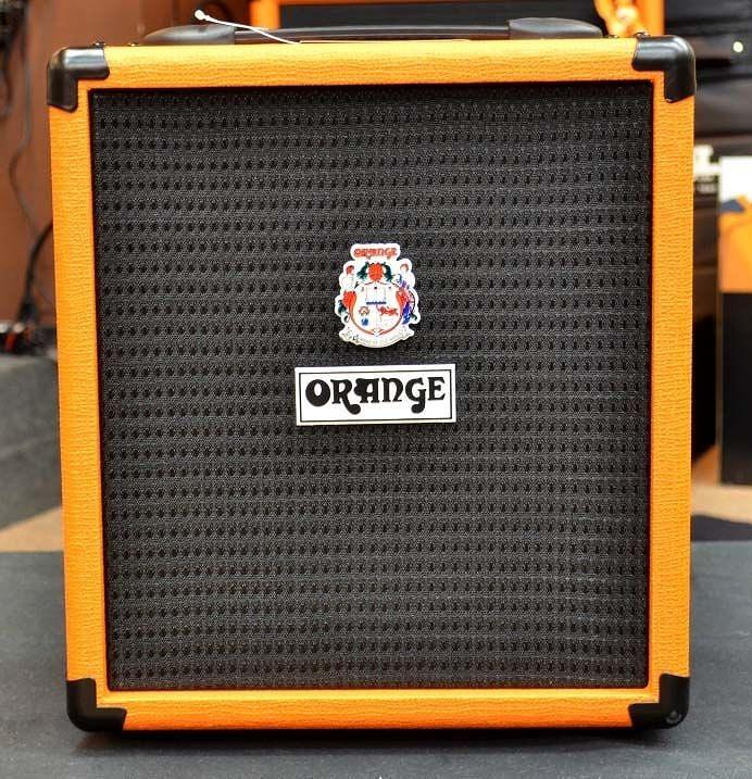 ORANGE Crush25 Bass Guitar Combo 【NEW】 【G-CLUB渋谷】