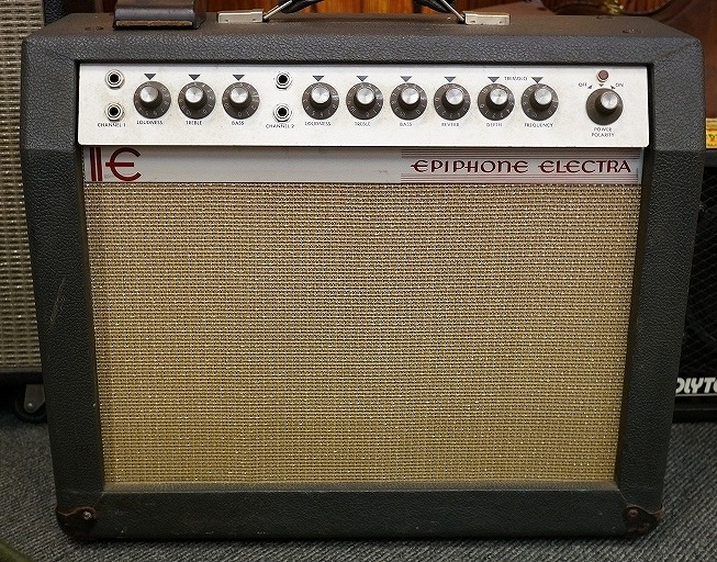 Epiphone 【Vintage】ELECTRA AMP 1965年製 【G-CLUB渋谷】