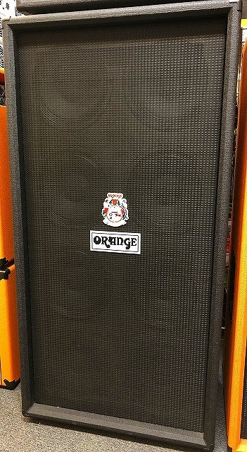 希少 黒入荷! ORANGE OBC810 Cabinet- -8X10 OBC810 Bass Speaker Cabinet- BLACK【USED】【G-CLUB渋谷】【G-CLUB渋谷】, 吉永町:4d7eee94 --- canoncity.azurewebsites.net