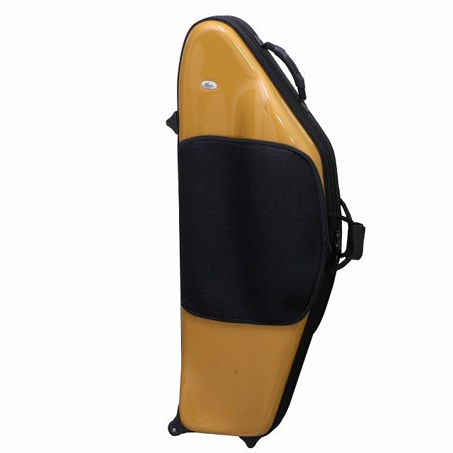 bags EFBS ファイバーケース M-GOLD(メタリックゴールド)《バリトンサックス用ケース》【送料無料】【G-CLUB渋谷】
