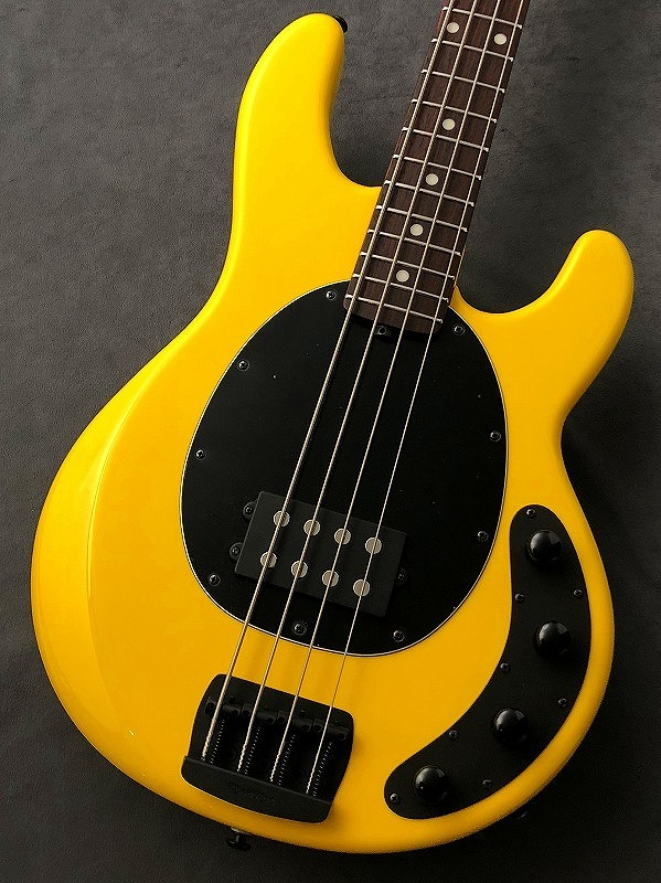 MUSIC MAN StingRay Special -HD Yellow/R-【New Model】【即納可】 【G-CLUB渋谷】