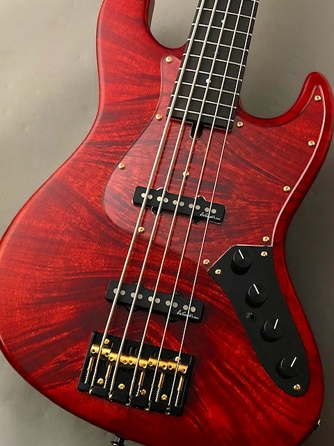 【お買い物マラソンセール】Bacchus WOODLINE5AC-20TH'19W-BM RED-MAT【NEW】【G-CLUB渋谷】
