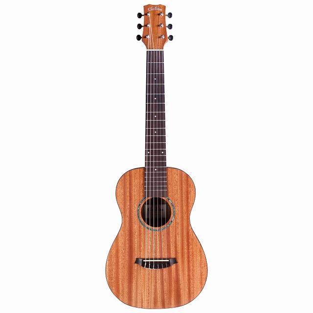 Cordoba MINI2 MH【コルドバ】【ミニギター】【トラベルギター】【ギグバッグ付属】【G-CLUB渋谷在庫品】