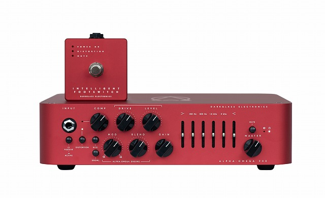 【1台限定】Darkglass Electronics Alpha・Omega 900 Limited Edition