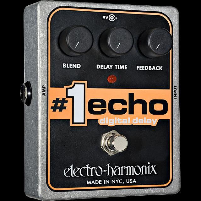 Electro-Harmonix #1 Echo [Digital Delay]【G-CLUB渋谷】
