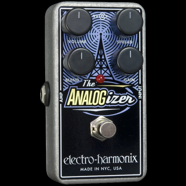Electro-Harmonix Analogizer [Preamps EQs and Tone Shaping]【G-CLUB渋谷】