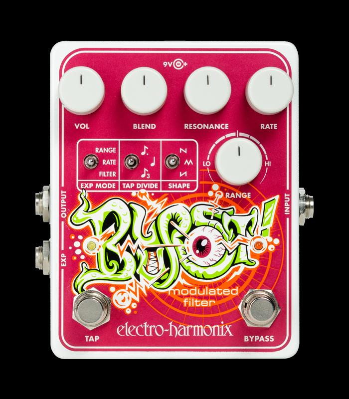 Electro-Harmonix Blurst [Modulated Filter][エレクトロハーモニクス][エレハモ][エフェクター]【G-CLUB渋谷】