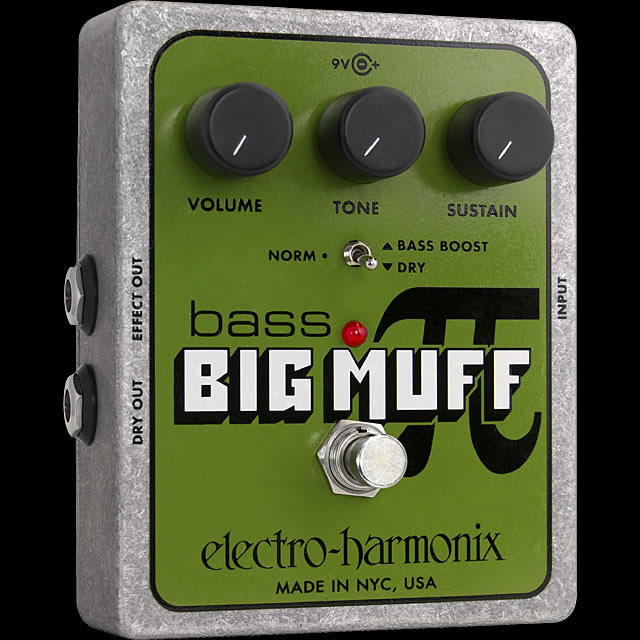 Electro-Harmonix Bass Big Muff Pi [Distortion/Sustainer]【G-CLUB渋谷】