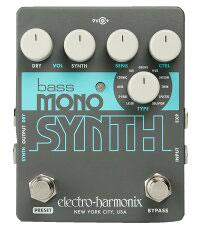Electro-Harmonix Bass Mono Synth [Bass Synthesizer] [エレクトロハーモニクス][エレハモ][エフェクター]【G-CLUB渋谷】