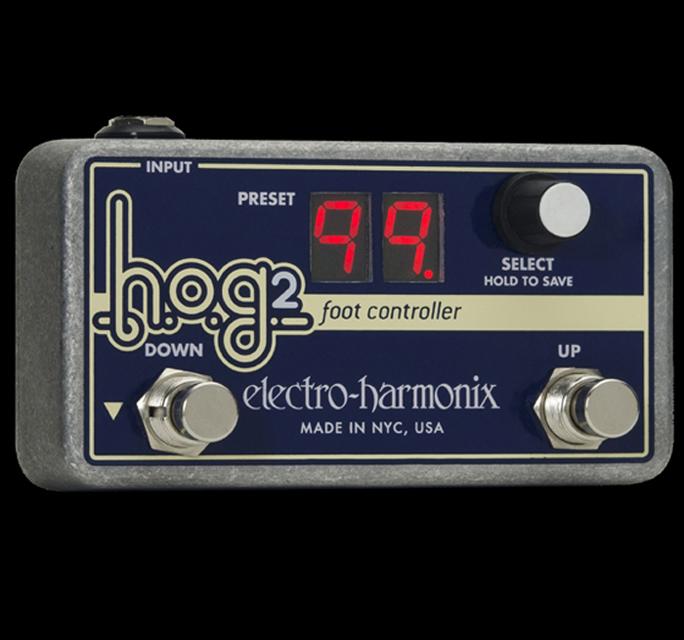 Electro-Harmonix HOG2 Foot Controller [Foot Controller]【G-CLUB渋谷】