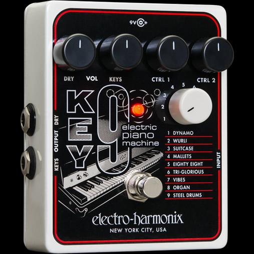 Electro-Harmonix KEY9 [Electric Piano Machine]【G-CLUB渋谷】