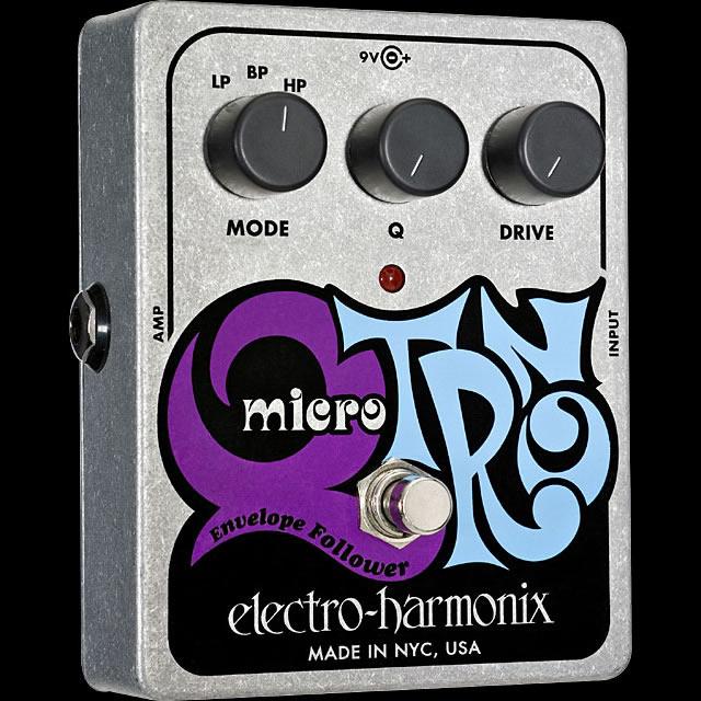 Electro-Harmonix Micro Q-Tron [Envelope Filter for Bass]【G-CLUB渋谷】