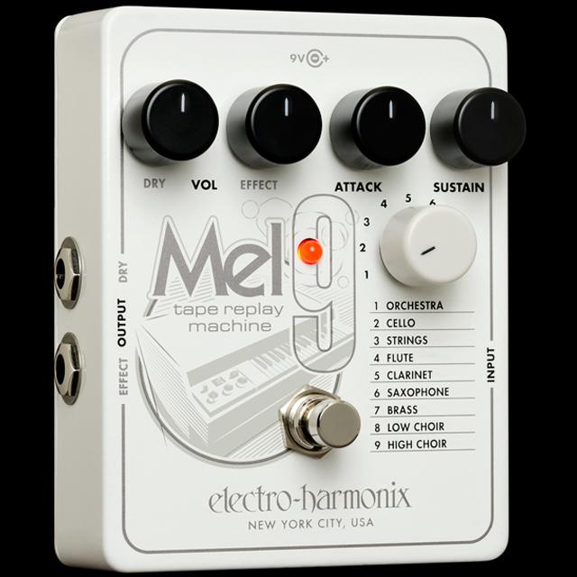 Electro-Harmonix MEL9 [Tape Replay Machine]【G-CLUB渋谷】