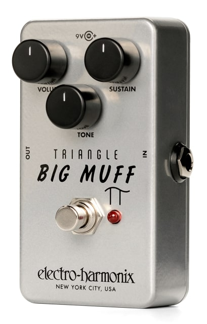 Electro-Harmonix Triangle Big Muff Pi [Distortion / Sustainer]【G-CLUB渋谷】