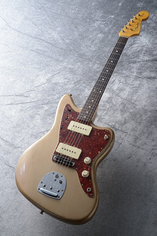 Fender Custom Shop Custom Built 1962 Jazzmaster Relic Shoreline Gold S/N R86122 ≒3.66kg 【G-CLUB渋谷】