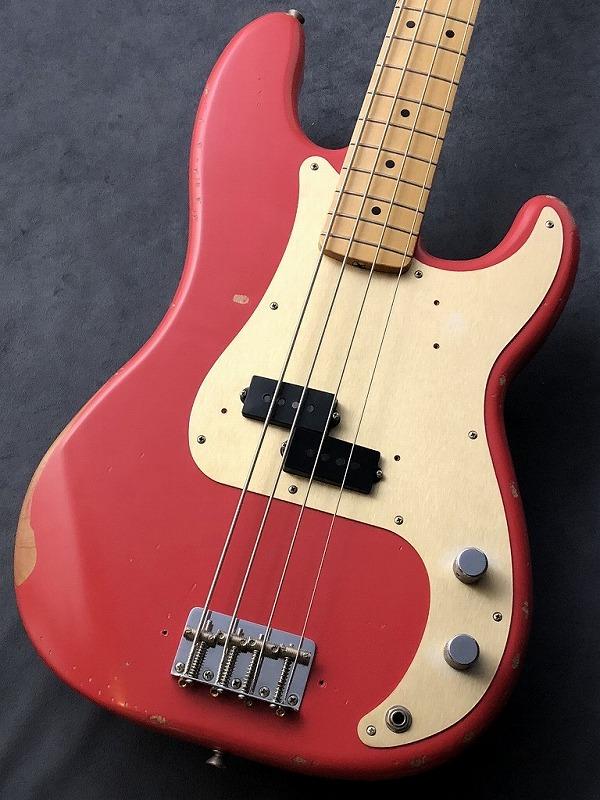 Fender Road Worn 50s Precision Bass -Fiesta Red- 【NEW】 【G-CLUB渋谷】
