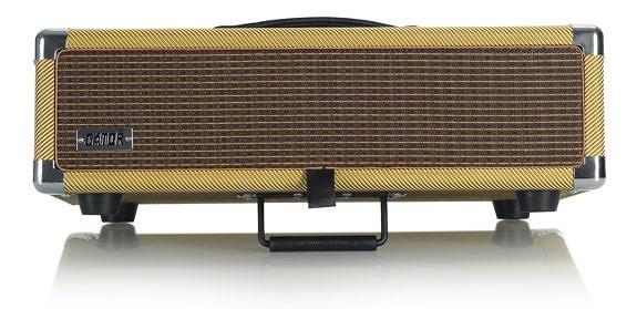 ゲイター レトロラックシリーズ 2Uサイズ GR-RETRORACK-2TW トラスト Vintage Amp ラックケース 驚きの値段で ツイード 送料無料 Vibe G-CLUB渋谷 2U
