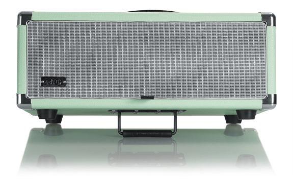 GR-RETRORACK-3SG Vintage Amp Vibe ラックケース 3U シーフォームグリーン【G-CLUB渋谷】【送料無料】