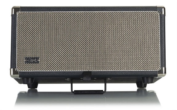 ゲイター レトロラックシリーズ 4Uサイズ GR-RETRORACK-4BK Vintage Amp ブラック 送料無料 4U G-CLUB渋谷 ラックケース 超激安 SALENEW大人気! Vibe