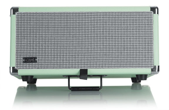 ゲイター レトロラックシリーズ 4Uサイズ 卓抜 GR-RETRORACK-4SG Vintage Amp 即納 G-CLUB渋谷 ラックケース 4U シーフォームグリーン Vibe 送料無料