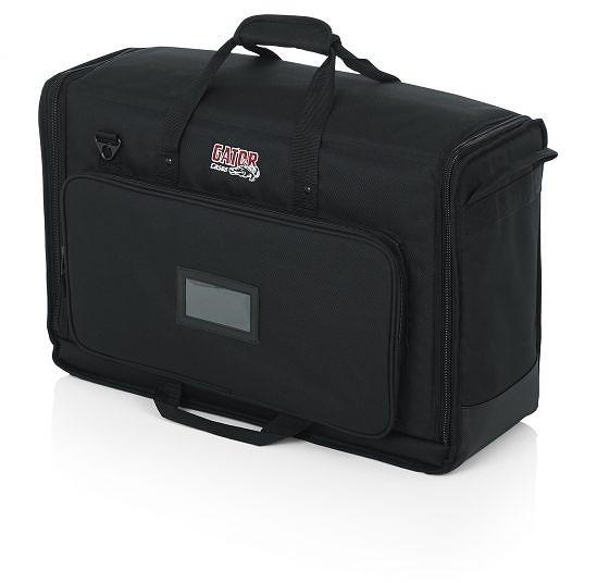 GATOR G-LCD-TOTE-SMX2 [スモール・パッド入りデュアルLCDトランスポート・バッグ] 【G-CLUB渋谷】