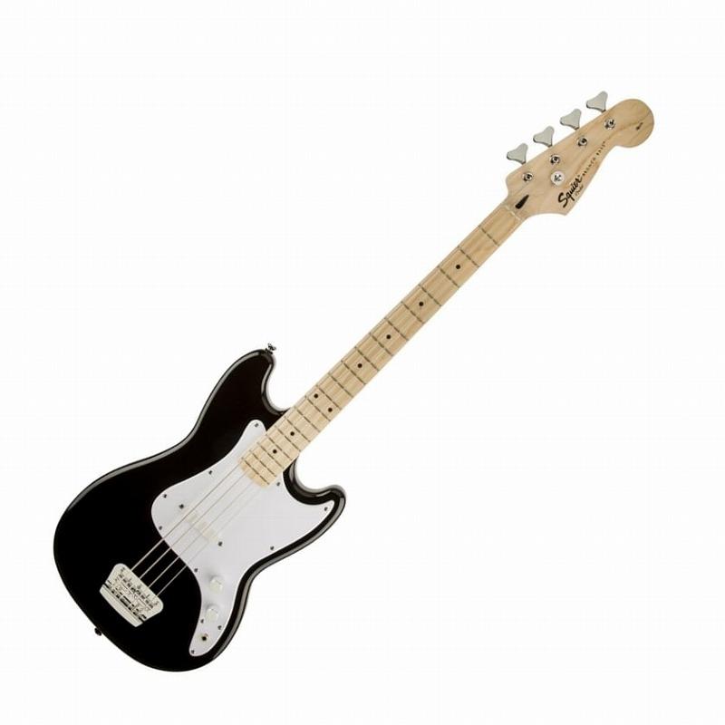 【お買い物マラソンセール】Squier Bronco Bass (Black) 【G-CLUB渋谷】
