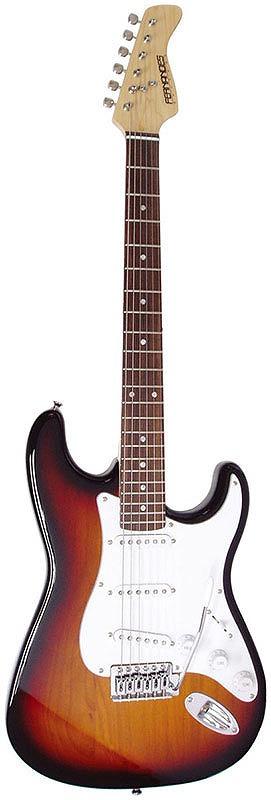 FERNANDES LE-1Z 3S 3SB/R [初心者にオススメのエレキギター]【WEB特価】【G-CLUB渋谷】