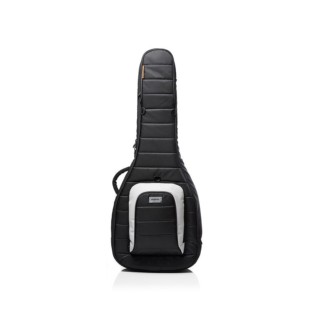 MONO M80 2A-BLK Dual Acoustic/Electric Guitar Case 【G-CLUB渋谷】
