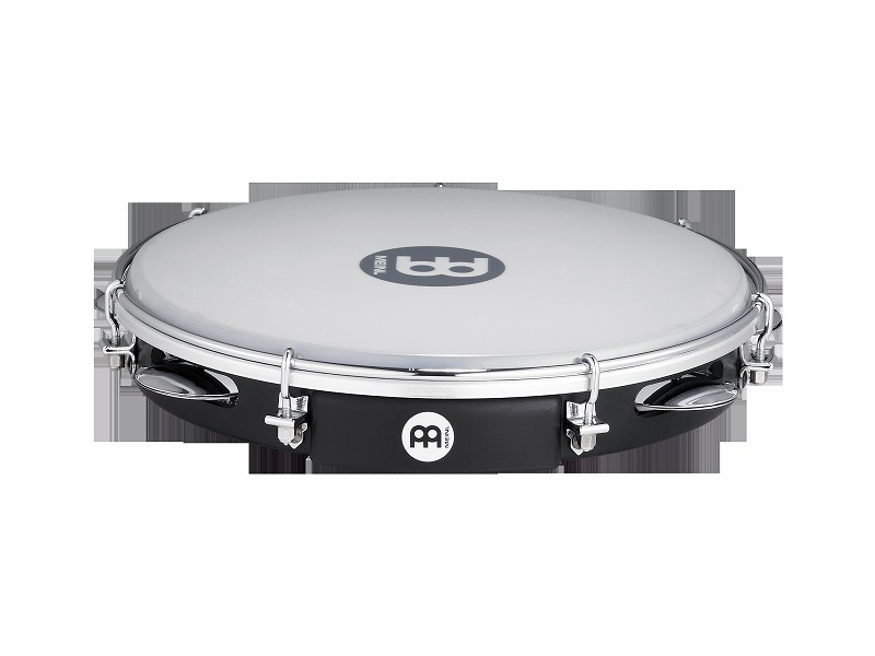 MEINL PA10ABS-BK [Traditional ABS Pandeiro, synthetic head 10