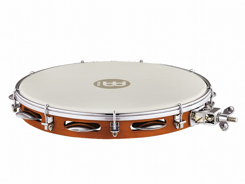 MEINL PA12CN-M-TF-H [Traditional Wood Pandeiro With Holder 12