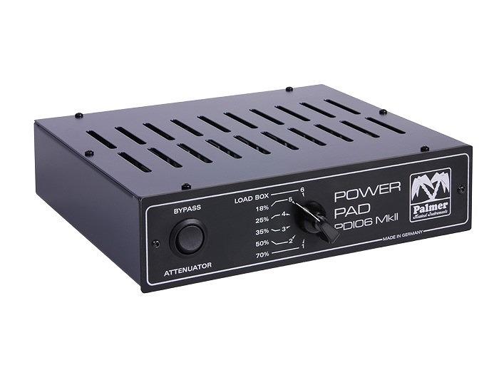 【ポイント5倍1/5まで】Palmer PDI-06 MkII(16Ω) POWER ATTENUATOR / LOAD BOX 【G-CLUB渋谷】