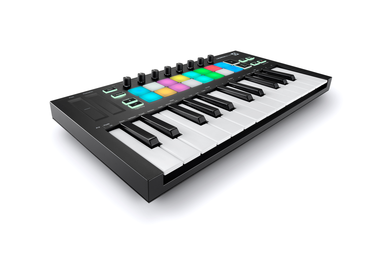 激安セール ノベーション ラウンチキー 超特価SALE開催 Novation LAUNCHKEY MINI MIDIキーボード 25鍵盤 送料無料 G-CLUB渋谷 MK3