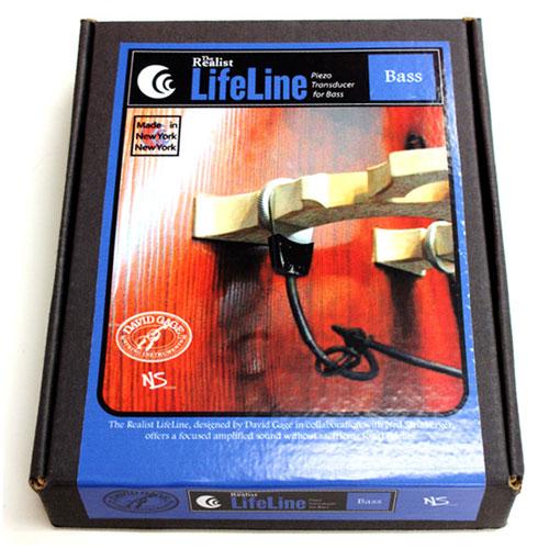 "David Gage ""Life Line""(The Realist) コントラバス用ピックアップ 【送料無料】 【smtb-u】【ONLINE STORE】"