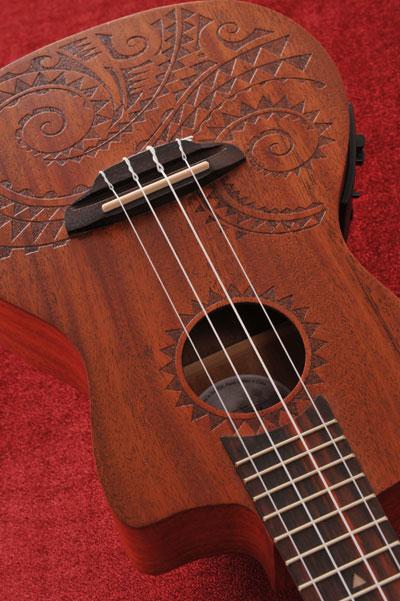 Luna Tattoo Guitars Tattoo Guitars Concert Electric コンサート・ピックアップ付 Concert【送料無料】【次回入荷分ご予約受付中】【ONLINE STORE】, 手作りSHOP ばすぷすん工房:1626f1a6 --- data.gd.no