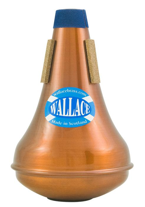 The Wallace Collection ウォレスコレクション TWC-304 トランペット用ミュート ストレート オールコパー【ONLINE STORE】