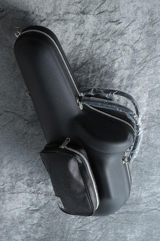 NONAKA ノナカ 超軽量パックケース アルトサックス ラボ サキソフォン サックス専門店 人気激安 大決算セール ブラック