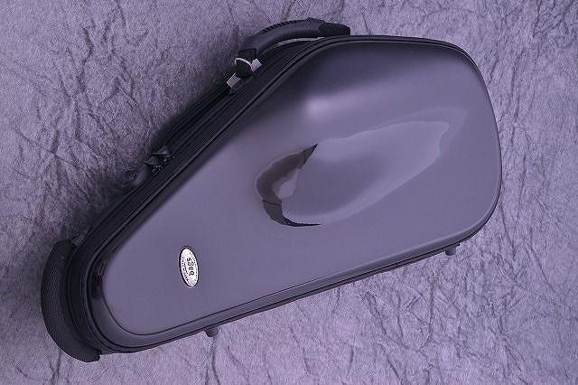 セール価格 bags お気にいる FAS ファイバーアルトサックスケース サキソフォン ラボ 《ブラック》