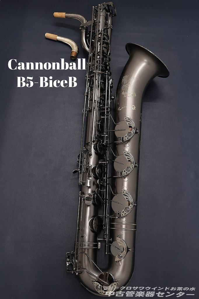 CannonBall B5-BiceB 中古 B.sax キャノンボール 上等 いよいよ人気ブランド ウインドお茶の水 ビックベルストーンシリーズ