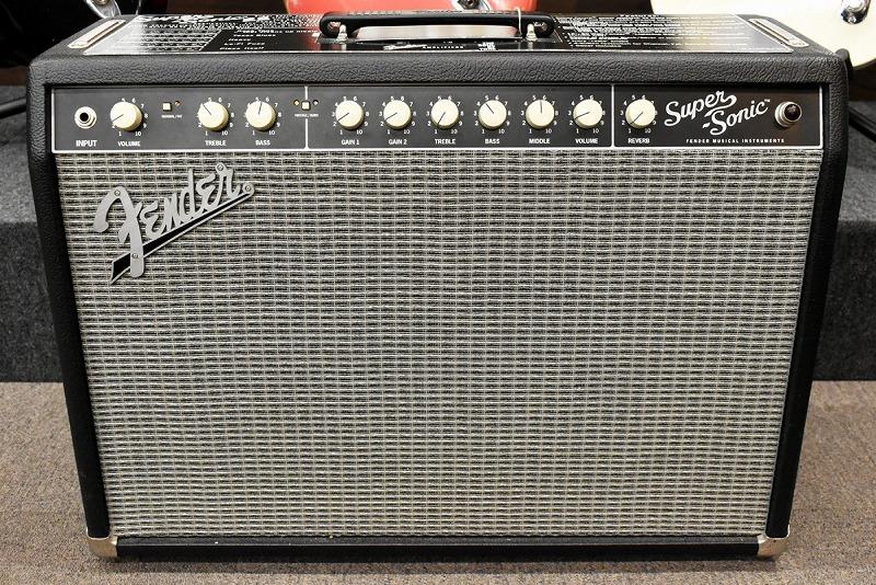 Fender Supar Sonic 22【店頭品】【横浜店】