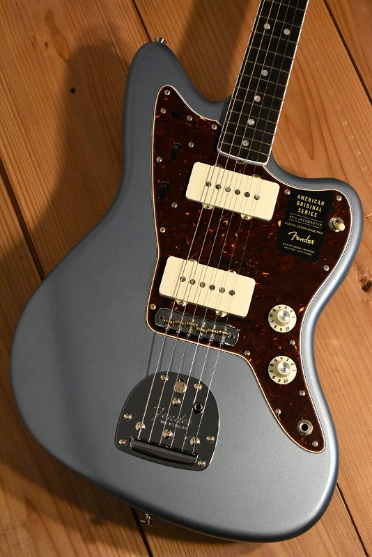 Fender American Original '60s Jazzmaster Ice Blue Metallic V1971435【即納可能!】【横浜店】
