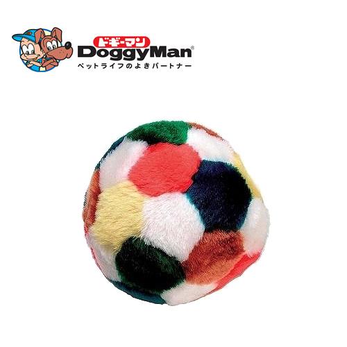 ドギーマン わんぱくソフトボール 【犬のおもちゃ/犬用おもちゃ/ボール】【犬用品・犬/ペット・ペットグッズ・ペット用品/オモチャ】