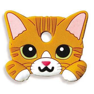 场点数猫键覆盖物茶虎